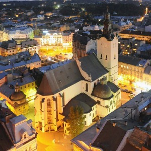 Гид по фестивалю «Ночь во Львове» — Львів на The Village Україна