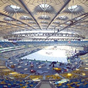Выходит на арену: Как реконструировали стадион «Олимпийский» — Євро-2012 на The Village Україна