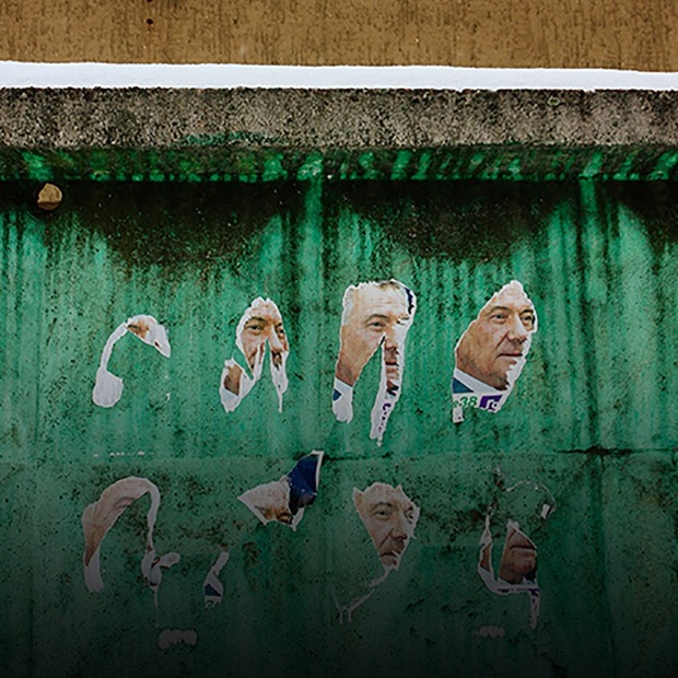 Камера спостереження: Юля Червінська знімає «сліди» у Києві — Камера спостереження на The Village Україна