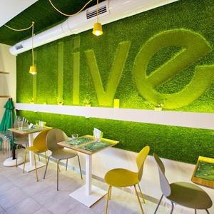 Новое место (Киев): Кафе Ilive — Нове місце на The Village Україна