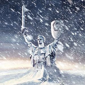 Снег в городе — Місто на The Village Україна