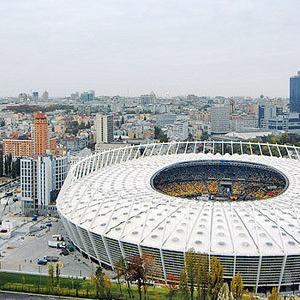 «Олимпийский» назвали лучшим стадионом Евро-2012 — Євро-2012 на The Village Україна