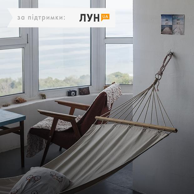 Одеська квартира з гамаком та морським краєвидом — Квартира тижня на The Village Україна