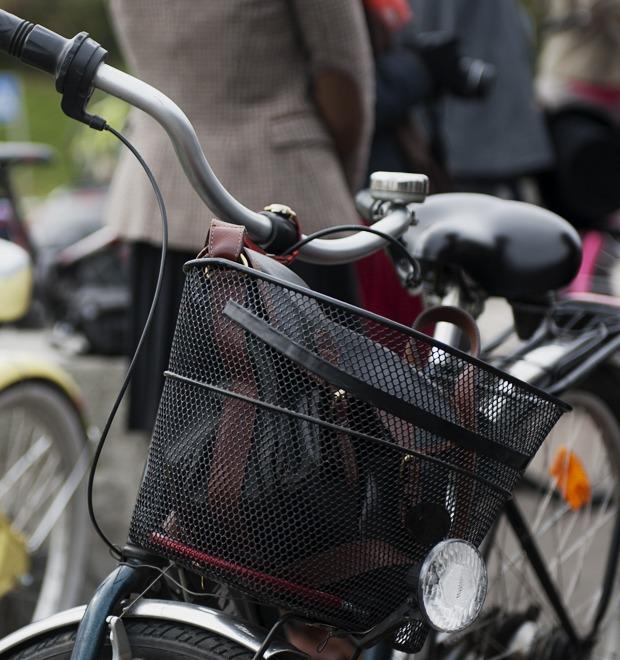 Твид выходного дня: Участники ретрокруиза — о своей одежде и велосипедах — Галереї на The Village Україна