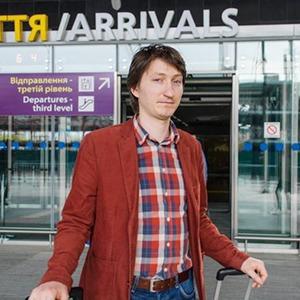 Как пассажиры рейсов из России проходят погранконтроль в Киеве — Ситуація на The Village Україна