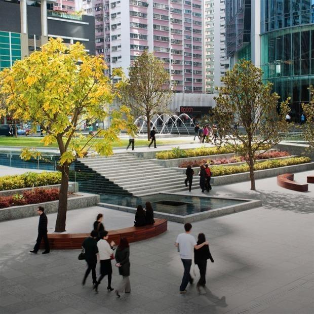 Як виглядають громадські простори в Гонконгу, Більбао та інших містах  — Місто на The Village Україна