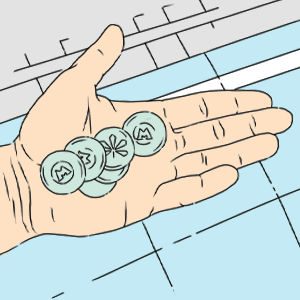 Есть вопрос: Куда денутся жетоны, когда их заменят проездными? — Є питання на The Village Україна