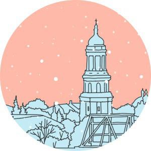 Утро в Киеве: 14 января — Ранок у Києві на The Village Україна
