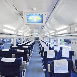 Начали продавать билеты на поезда Hyundai сообщением Киев — Донецк — Євро-2012 на The Village Україна