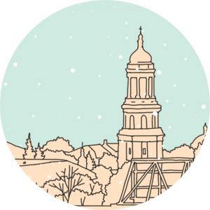 Утро в Киеве: 9 января — Ранок у Києві на The Village Україна