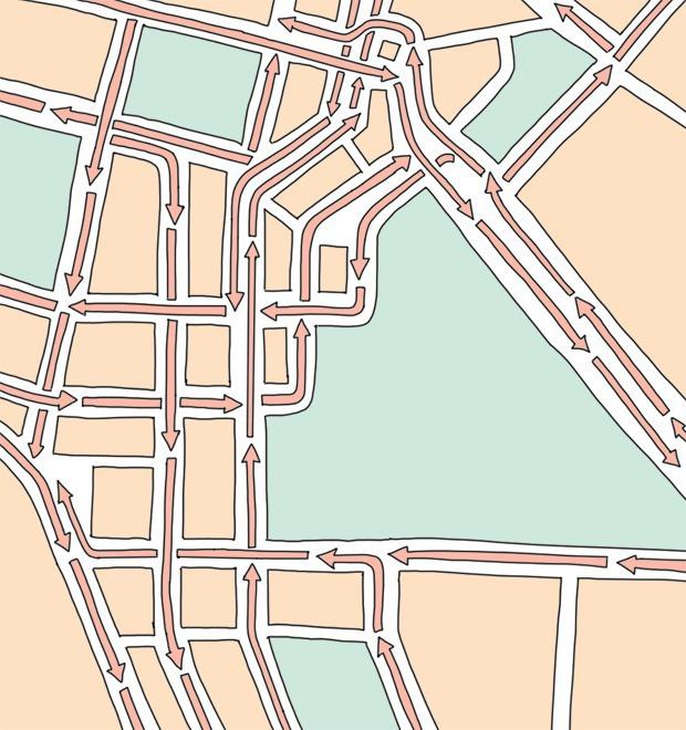 Есть вопрос: Как «Яндекс.Пробки» узнаёт о ситуации на дорогах? — Є питання на The Village Україна