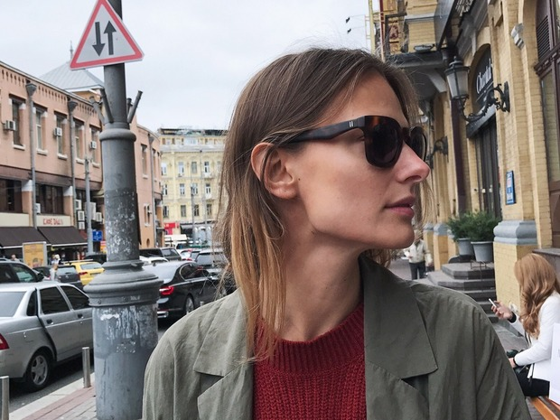 Таня Рубан-Журавель, 30 років, засновниця Cafe Select та Cafe Select Eatery — Зовнішній вигляд на The Village Україна