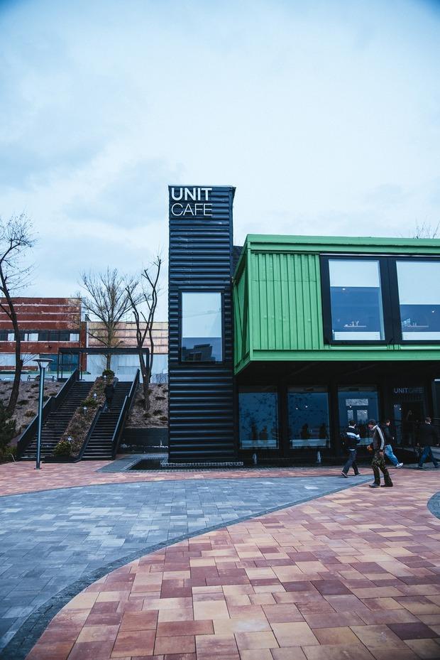 Інноваційний парк UNIT City: інтерв'ю та фоторепортаж  — Бізнес на The Village Україна