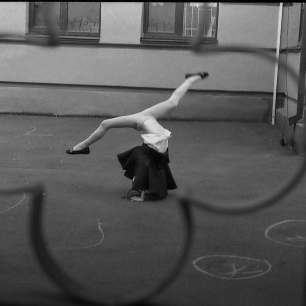 Камера спостереження: чорно-білий Київ Володимира Петрова