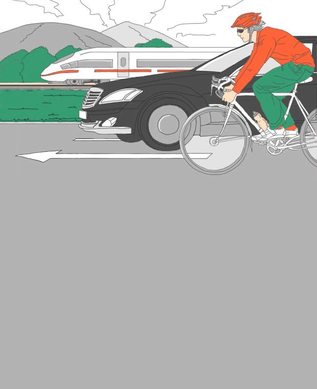 Эксперимент The Village: Какой транспорт в Киеве самый быстрый — Транспорт на The Village Україна