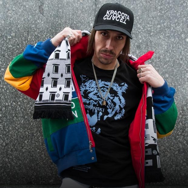 Костянтин Боровський, 36 років, учасник гурту «Агонь»