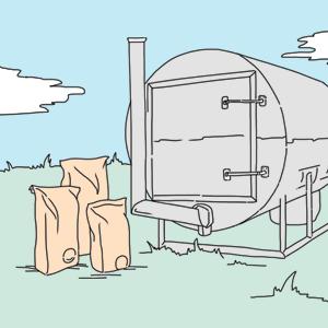 Есть вопрос: «Как делают уголь для барбекю?» — Є питання на The Village Україна