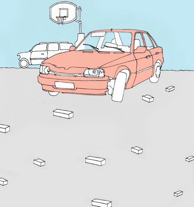 Есть вопрос: Что делать с брошенным автомобилем? — Є питання на The Village Україна