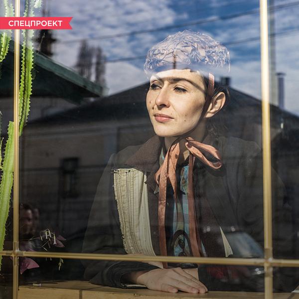 Як вінтаж з Індонезії та Америки потрапив у київську кав'ярню — Спецпроекти на The Village Україна