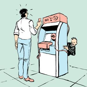 Есть вопрос: «Как понять, что на банкомате установлено считывающее устройство?» — Є питання на The Village Україна