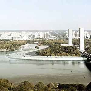 Голубая линия: Румынские архитекторы оживят днепровские острова — Громадський простір на The Village Україна