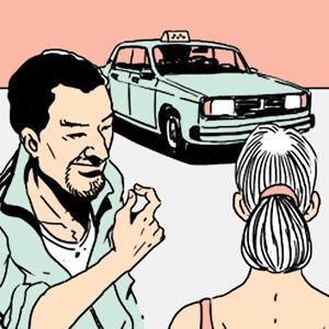 Есть вопрос: Как быть, если у таксиста нет сдачи? — Є питання на The Village Україна