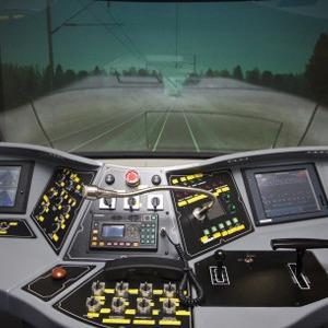 Машинистов новых поездов к Евро будут обучать с помощью 3D — Євро-2012 на The Village Україна