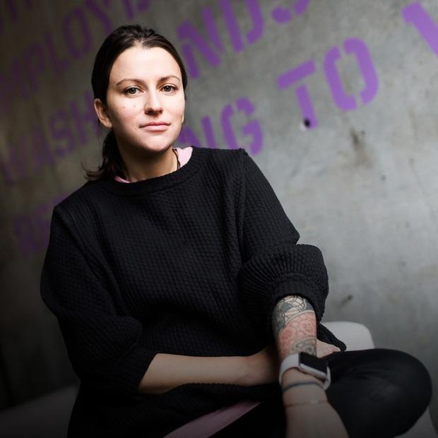 Альона Гудкова: «Якщо ви не знаєте, ким бути – будьте добрими»