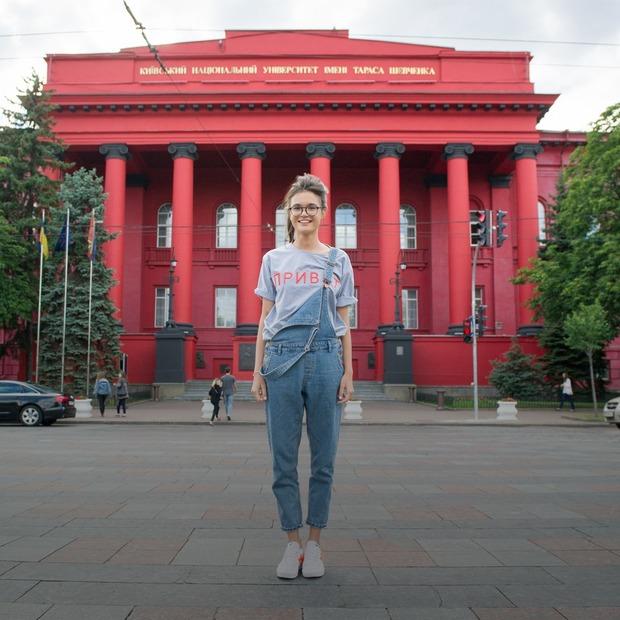 У мене немає вищої освіти — Люди в місті на The Village Україна