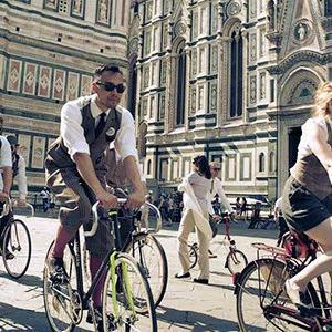 Tweed Run: В Киеве пройдет первый велопробег в стиле английского ретро — Ситуація на The Village Україна