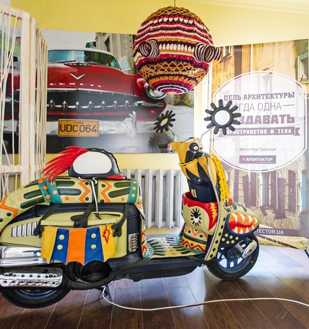В Киеве открылось креативное пространство «12» — Громадський простір на The Village Україна