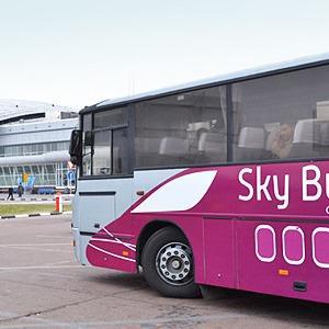Билеты на автобус Sky Bus начали продавать через интернет — Ситуація на The Village Україна