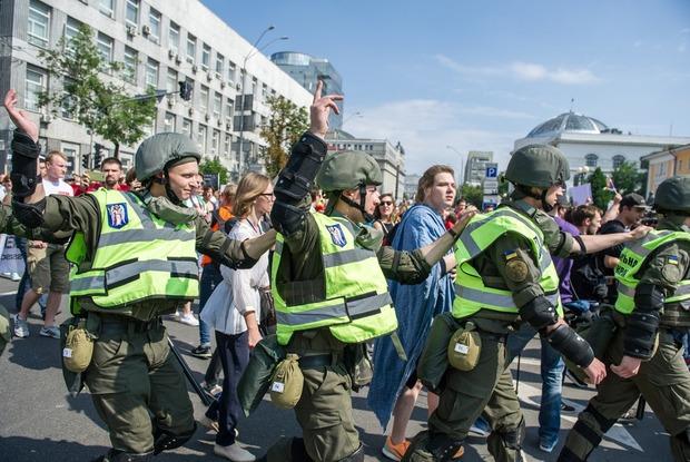 Марш рівності: як це було — Репортаж на The Village Україна