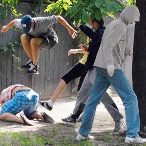 Бей парад: В Киеве сорвали шествие геев и лесбиянок — Ситуація на The Village Україна