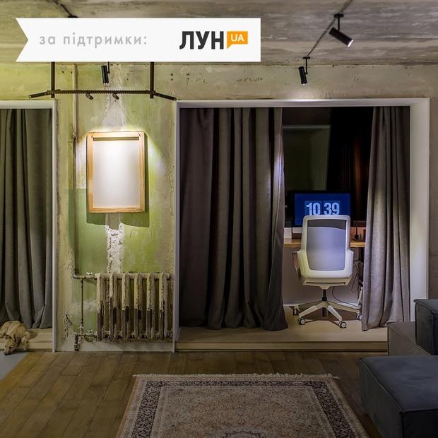 Хрущовський лофт на Солом'янці