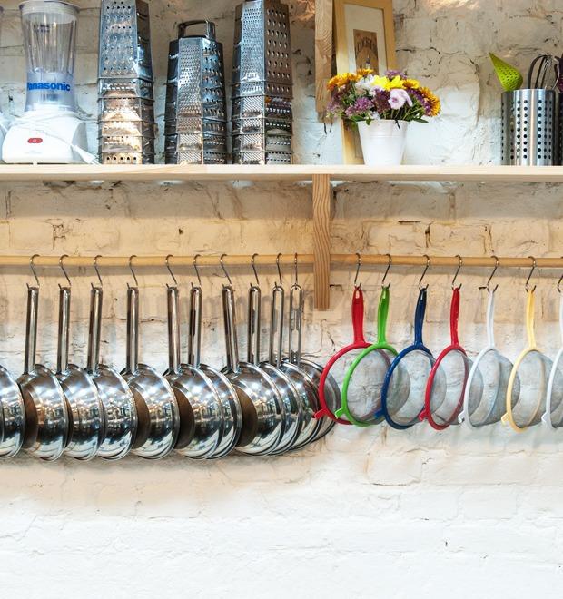 Новое место: Кулинарная студия Kartata Potata — Ресторани на The Village Україна
