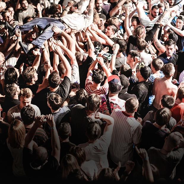 «Димна суміш»: The Gitas, слем на сцені та Дорн — Культура translation missing: ua.desktop.posts.titles.on The Village Україна