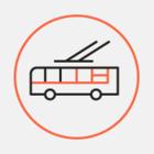 Київський нічний тролейбус №93 змінить маршрут 10 січня
