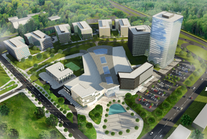 Яким буде Innovation District IT Park у Львові