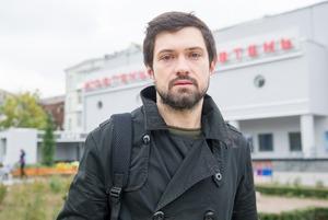 Роман Бахарєв, 27 років, лідер групи Bahroma