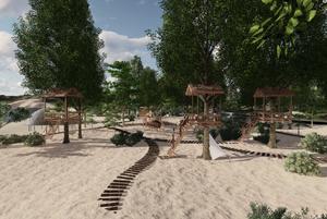 Готель на деревах на Трухановому острові
