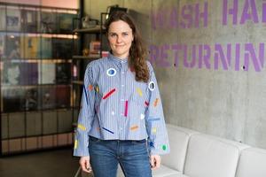 Леся Хоменко: «Я вирішила залишитися в Україні, бо тут набагато цікавіше»