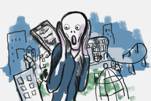 Симптоми великого міста