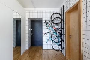 Невелика квартира з дизайном від Object No