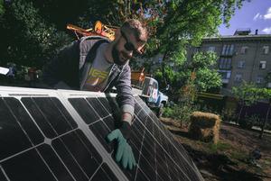 День дій у «Самосаду»: сонячні панелі та міське садівництво