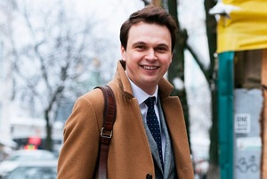 Микола Давидюк, 29 років, політолог
