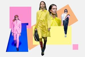 Паєтки, спорт, асиметрія: головні модні тренди весни