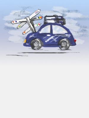 Що треба знати про оренду автомобіля в Європі