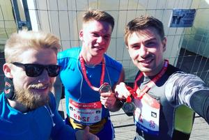 Kyiv Half Marathon 2017: учасники і вболівальники