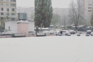 Харківський сніг в Instagram